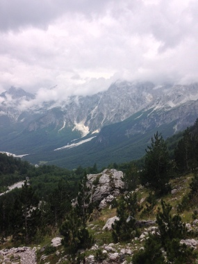 Accursed Mountains, Albania